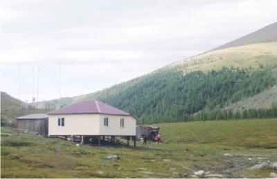 Метеостанция на р.Ак-Кем
