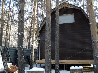 Дачный дом в г.Юрге