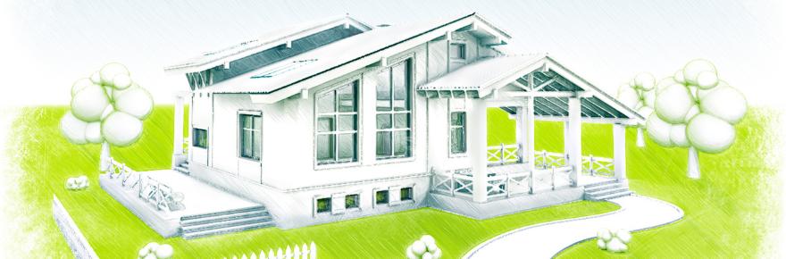 Выбор проекта дома из СИП